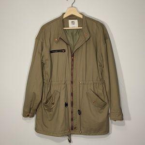 Vero Moda Khaki Green Utility Jacket